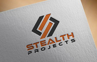 Stealth Projects Logo - Entry #48