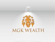 MGK Wealth Logo - Entry #257