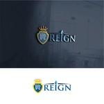 REIGN Logo - Entry #257