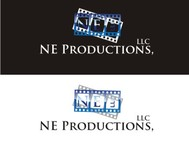 NE Productions, LLC Logo - Entry #69