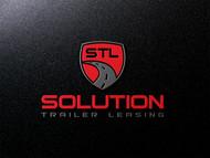 Solution Trailer Leasing Logo - Entry #420