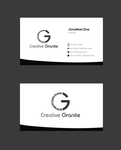 Creative Granite Logo - Entry #257
