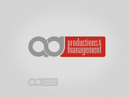 Corporate Logo Design 'AD Productions & Management' - Entry #155
