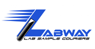 Laboratory Sample Courier Service Logo - Entry #28