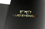 FLUID EYEWEAR Logo - Entry #117