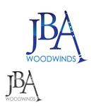 JBA Woodwinds, LLC logo design - Entry #1