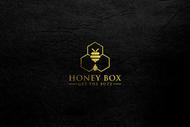 Honey Box Logo - Entry #55
