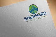 Shepherd Drywall Logo - Entry #56
