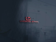 LiveDream Apparel Logo - Entry #191