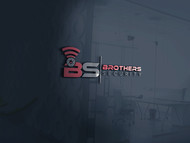 Brothers Security Logo - Entry #118