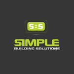 Simple Building Solutions Logo - Entry #3