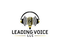 Leading Voice, LLC. Logo - Entry #34