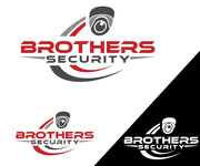 Brothers Security Logo - Entry #152