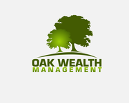 Oak Wealth Management Logo - Entry #35