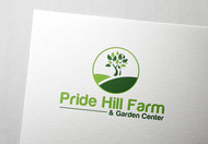 Pride Hill Farm & Garden Center Logo - Entry #65