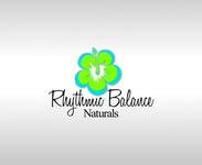 Rhythmic Balance Naturals Logo - Entry #79