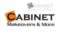 Cabinet Makeovers & More Logo - Entry #85