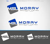 Moray security limited Logo - Entry #194