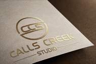Calls Creek Studio Logo - Entry #34