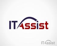 IT Assist Logo - Entry #94