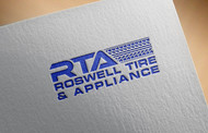 Roswell Tire & Appliance Logo - Entry #11