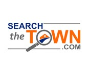 search the town .com     or     djsheil.com Logo - Entry #38