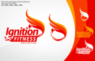 Ignition Fitness Logo - Entry #49