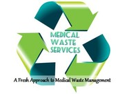 Medical Waste Services Logo - Entry #90