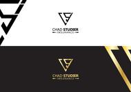 Chad Studier Insurance Logo - Entry #102
