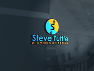 Steve Tuttle Plumbing & Heating Logo - Entry #16