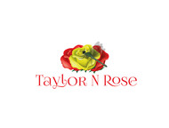 Taylor N Rose Logo - Entry #2