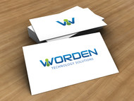 Worden Technology Solutions Logo - Entry #99