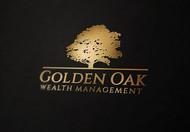 Golden Oak Wealth Management Logo - Entry #187