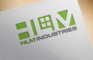 HLM Industries Logo - Entry #49