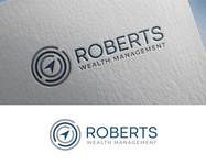Roberts Wealth Management Logo - Entry #509
