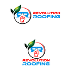 Revolution Roofing Logo - Entry #535