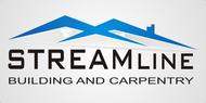 STREAMLINE building & carpentry Logo - Entry #99