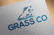 Grass Co. Logo - Entry #88