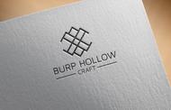 Burp Hollow Craft  Logo - Entry #242