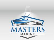 Masters Marine Logo - Entry #478