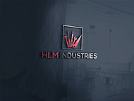 HLM Industries Logo - Entry #150