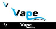 Vape Reaction Logo - Entry #69