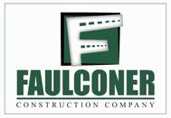 Faulconer or Faulconer Construction Logo - Entry #307