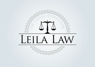 Leila Law Logo - Entry #98