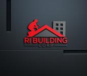 RI Building Corp Logo - Entry #388