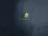 uHate2Paint LLC Logo - Entry #95