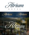 Atrium Hotel Logo - Entry #58