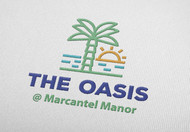 The Oasis @ Marcantel Manor Logo - Entry #62