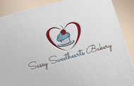 Sassy Sweethearts Bakery Logo - Entry #6