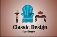 classic design furniture Logo - Entry #40